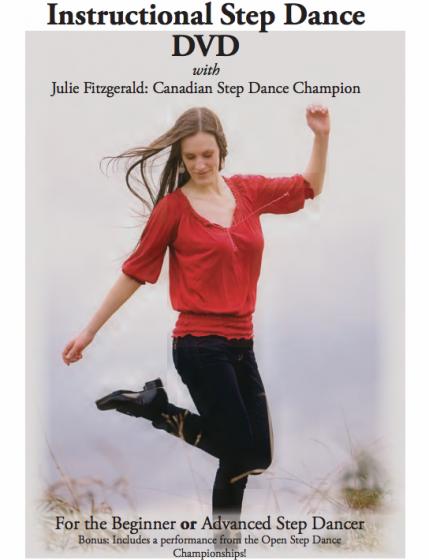 Instructional Dance DVD new look